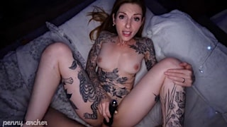 Full body tattooed cutie Penny Archer POV Hookup with Mr Lucky HD